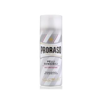 Proraso Scheermousse sensitive travel size