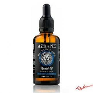 Azbane Clove & Sage Beard Oil (15 ml)