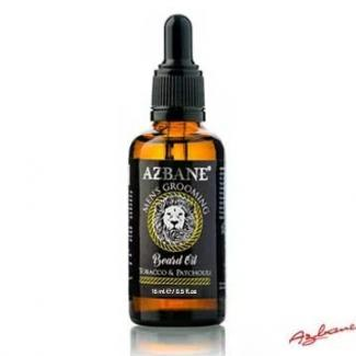 Azbane Tobacco & Patchouli Beard Oil (15ml)