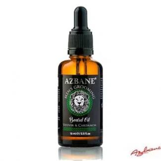 Azbane Vetiver & Cardamon Beard Oil (15 ml)