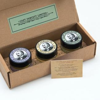 Captain Fawcett Snorrenwax Set
