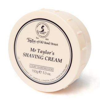Mr Taylors Scheercrème Toobs