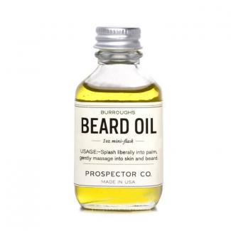 BURROUGHS BEARD OIL 1 oz.