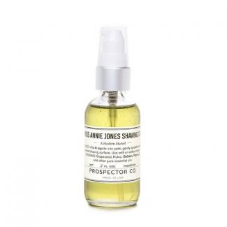MISS ANNIE JONES SHAVING OIL 2 oz.